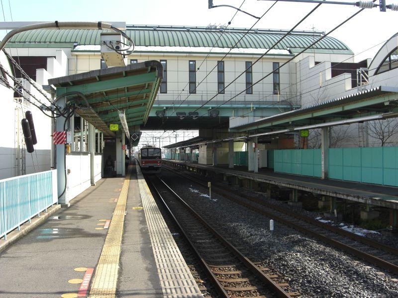 新三郷駅 Sin-misato